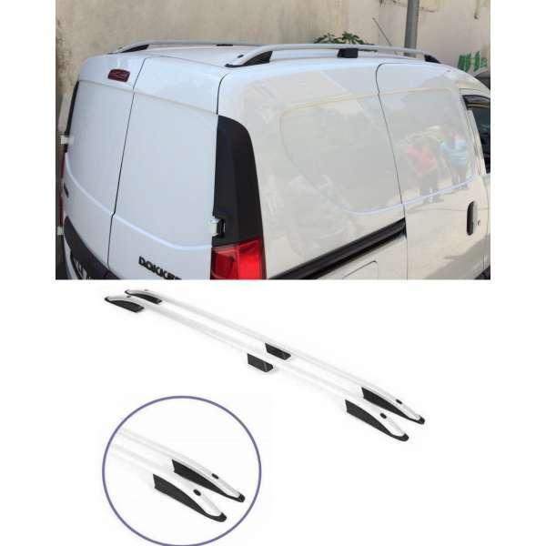 Bare plafon Longitudinale Cromate Dacia Dokker 2012-2020