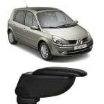Cotiera Reglabila Renault Scenic 2003-2009 Din Piele Eco Premium