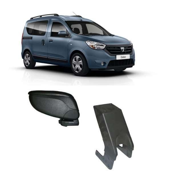 Cotiera Reglabila Dacia Dokker 2009-2016 din piele Eco Premium