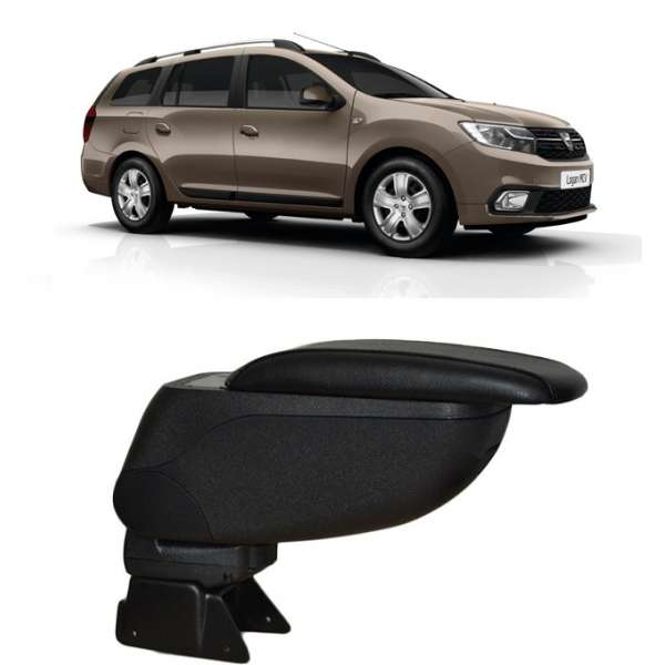 Cotiera Reglabila Dacia Logan Mcv 2009-2015 din piele Eco