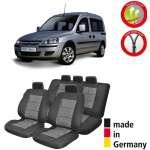 Huse Scaune Dedicate Opel Combo Tour 2006-2012  5 locuri Premium