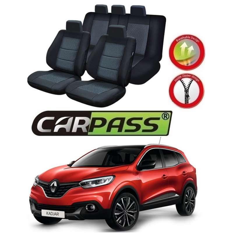 Scaune Renault.Huse Scaune Dedicate Renault Kadjar 2016 2017 Premium