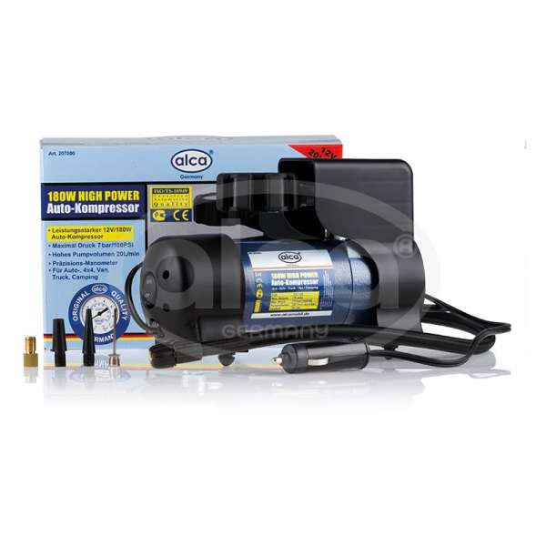 Compresor Auto Metalic Premium 11bar  si 20L Umflare Extrem De Rapida