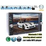 Navigatie /Dvd 2din Dedicat Opel Player Mp3/Mp5 Multimedia Touch screen Mp5,Bluetooth Tv, Usb.