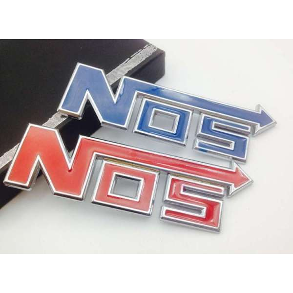 Emblema Auto Nos