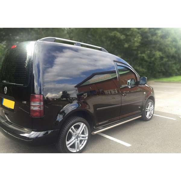 Bare Longitudinale Cromate Vw Caddy Maxi 2005-2015