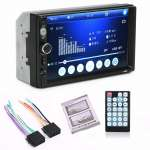 DVD Player Auto 7 inch Bluetooth Hands Free, card,USB ,Mp5, 2DIN Touch Screen