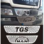 Ornament Inox Grila Man TGS