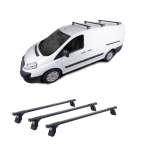 Set 3 Bare Plafon Portbagaj FIAT Scudo 2008-2017 ( prindere pe plafon)