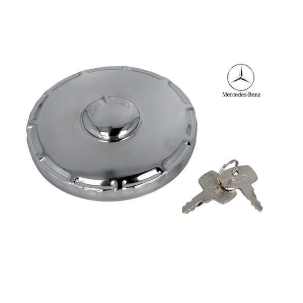 Buson Cromat cu 2 chei pt Rezervor Combustibil Mercedes Atego