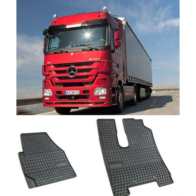 covoare cauciuc camion mercedes actros mp3 2008 2012. Black Bedroom Furniture Sets. Home Design Ideas