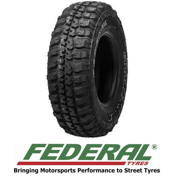 Anvelopa Off-Road Federal 35x12.5inch R15