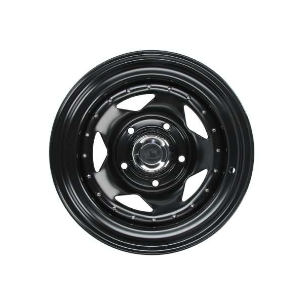 Janta Off Road R16 ET25-6x139,7 SPEEDMAX Black Edition