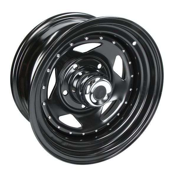 Janta Off Road R16 ET50-114,3 SPEEDMAX  Black