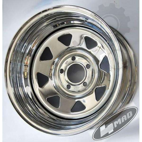 Janta Off Road Chrome R16 ET50X6x139,7