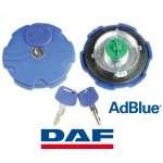 Buson Rezervor Adblue 60mm/40mm pentru Daf XF ,CF,LF (Diferite diametre)