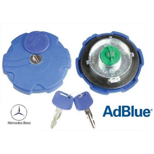 Buson Rezervor Adblue 60mm/40mm pentru Mercedes Actros,Atego,Axor,Arocs (Diferite diametre)