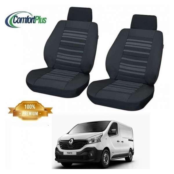 Huse Scaun Renault Trafic 2014-2016 2 locuri Confort Line