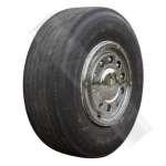 """Capace Roti Camion Tir 19,5"""" din Inox (Partea din Spate) Model 1"""