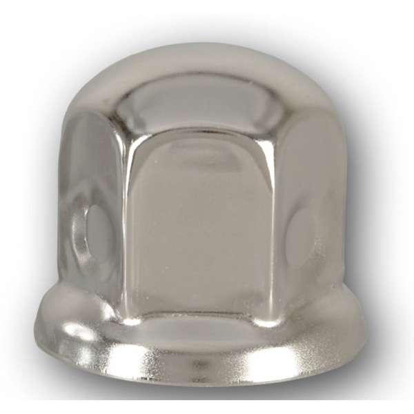 Capac Piulita Roata 30mm *Plastic Cromat