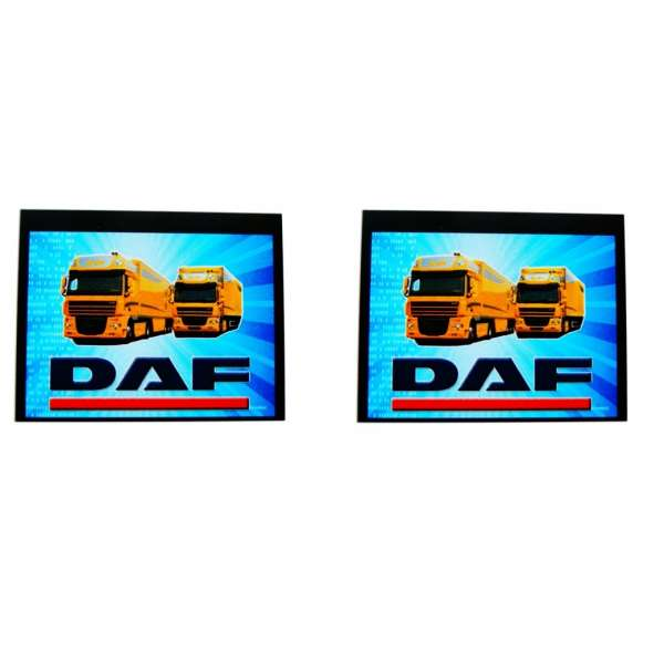 Aparatori Noroi Spate Daf Tir/Camion (Model 2)