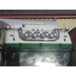 Bullbar/Bara Proiectoare Inox Cabina partea superioara Mercedes Actros Mp2,Mp3
