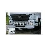 Bullbar/Bara Proiectoare Inox Grila Partea Inferioara Mercedes Axor