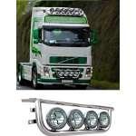 Bullbar/Bara Proiectoare Inox Grila Partea Inferioara Volvo FH/FM 2000-2013