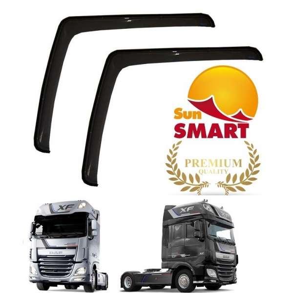 Paravanturi Sun Smart Daf XF 2013-2017 Euro 6 (Set 2 buc +sistem de prindere)