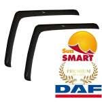 Paravanturi Sun Smart Daf CF 2013-2017 Euro 6 (Set 2 buc +sistem de prindere)