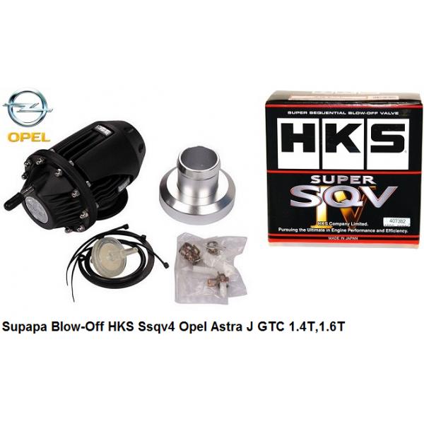 Supapa Blow-Off HKS Ssqv4 Opel Astra J GTC 1.4T,1.6T