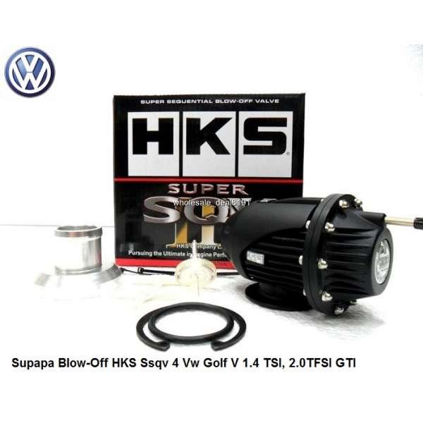 Supapa Blow-Off HKS Ssqv 4 Vw Golf V 1.4 TSI, 2.0TFSI GTI