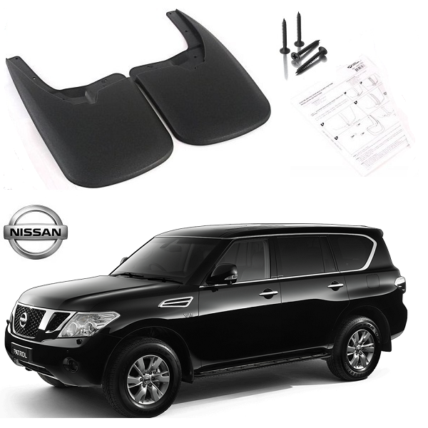 Set Aparatori Noroi Nissan Patrol 2010-2016