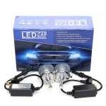 Kit Becuri Led HB3 64W 4400lm 12/24V