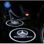 Proiectoare Logo Holograma  cu sigla Mercedes-Benz dedicat pentru Mercedes Benz Clasa Sprinter