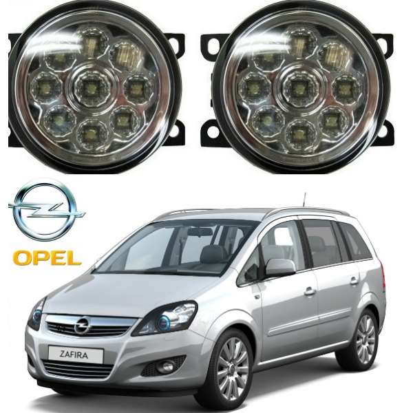 Proiectoare Ceata cu Leduri Opel Zafira B 2006-2013