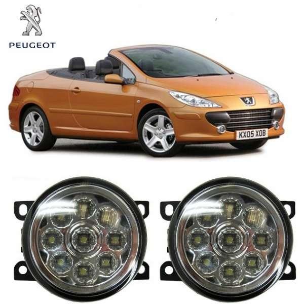 Proiectoare Ceata cu Leduri Osram Peugeot 307 CC 2004-2012