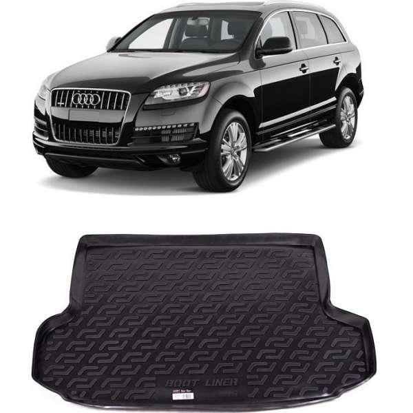 Covor Protectie Portbagaj Audi Q7 (4L) 2006-2013