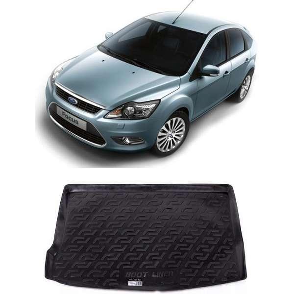 Covor Protectie Portbagaj FORD Focus II Hatchback Facelift 2004-2010
