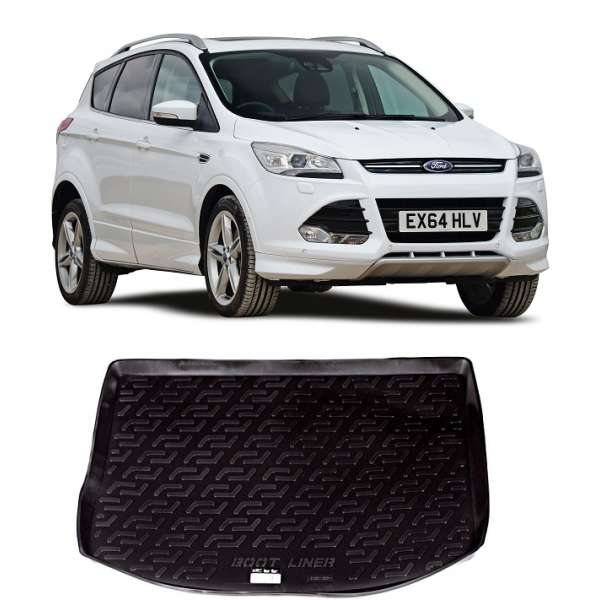 Covor Protectie Portbagaj Ford  Kuga II 2013-2016 Premium