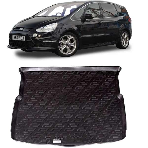 Covor Protectie Portbagaj Ford  S-Max 2006-2013