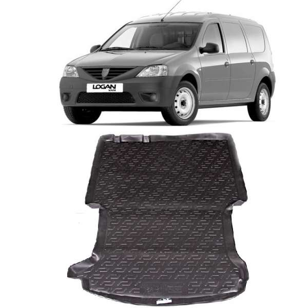 Covor Protectie Totala Portbagaj Dacia Logan I Van