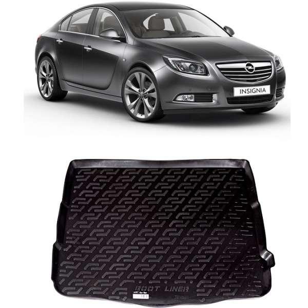 Covor Protectie Portbagaj  Insignia A Liftback Premium 2008-2014