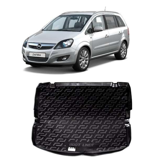 Covor Protectie Portbagaj Opel  Zafira B (A05) 2005-2008