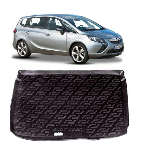 Covor Protectie Portbagaj  Opel Zafira C  (5-locuri) 2011-2014