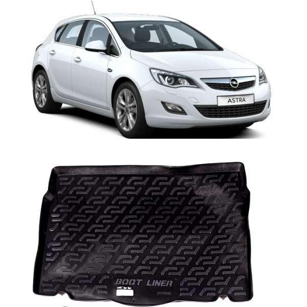 Covor Protectie Portbagaj  OPEL Astra J Hatchback 2009-2014