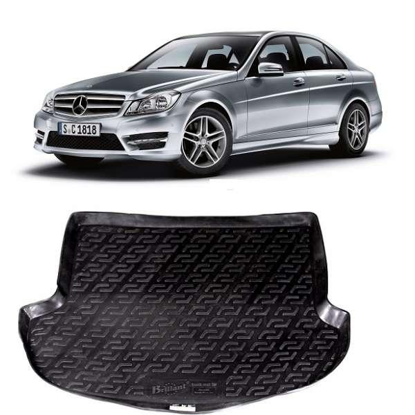 Covor Protectie Portbagaj  Mercedes-Benz C-Klasse Sedan (W204)  2001-2013