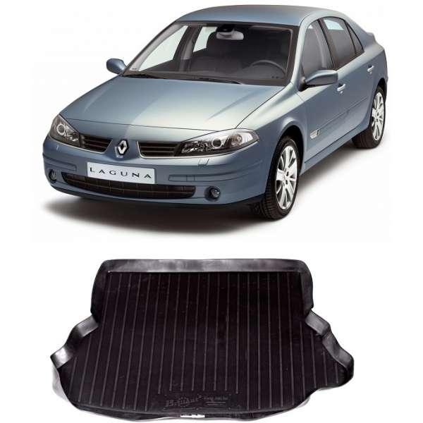 Covor Protectie Portbagaj Renault  Laguna II Hatchback 2001-2005