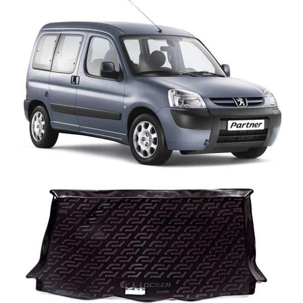 Covor Protectie Portbagaj Peugeot Partner I 1996-2006
