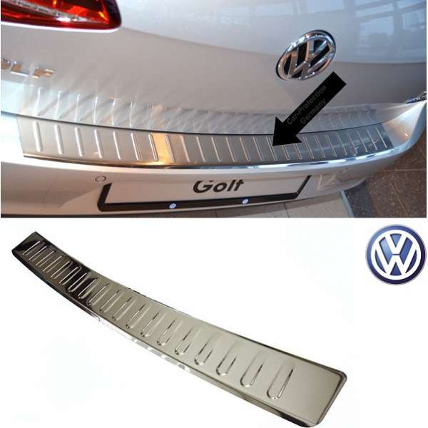 Ornament Inox Portbagaj VW GOLF VII 7 HB  2012-2016